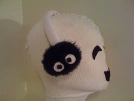 SOOT SPRITE Earmuffs by tacksidermia