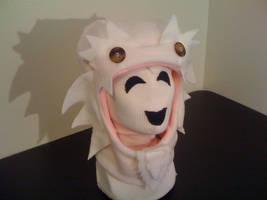 YETI Snowman Hood by tacksidermia