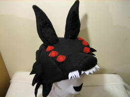 HELLHOUND from Hellsing Hat by tacksidermia