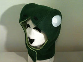 CTHULHU from Cave Story Hood by tacksidermia