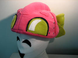 ATROPOS from Chrono Trigger Hat by tacksidermia