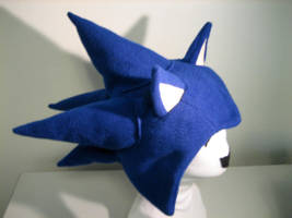SONIC THE HEDGEHOG Hat by tacksidermia