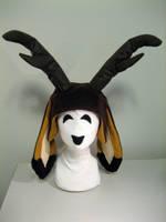 JACKALOPE Hat by tacksidermia