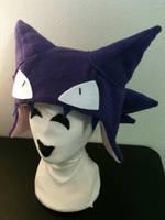 HAUNTER Hat by tacksidermia