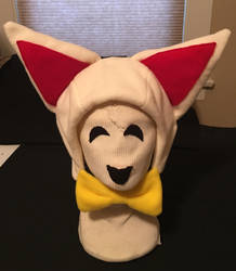 Final Fantasy V White Mage Krile Hat by tacksidermia