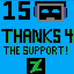 150 Watchers! Thanks for the support! by MrFrankSauce
