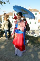 Mulan Cosplay by Maspez