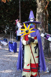 Wizardmon Cosplay by Maspez