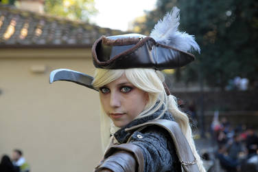 Lady Maria Cosplay (close-up) by Maspez