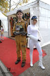 WALL.E and EVE Cosplay by Maspez