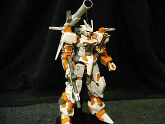 Gundam Astray Orange Frame by CharAznable79