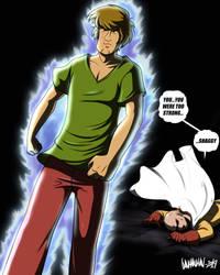 The Strongest Hero by DANMAKUMAN