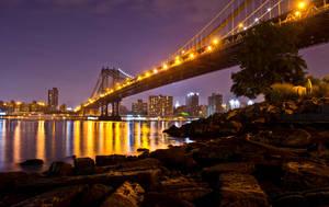 Manhattan Bridge by Andrew-23