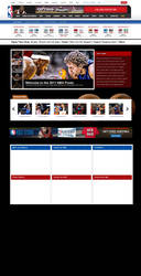 NBA.com Mockup by Andrew-23