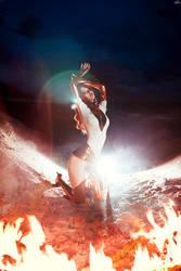 Phoenix by KsanaStankevich