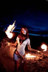 Fire by KsanaStankevich