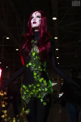 Poison Ivy Cosplay by KsanaStankevich