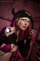 Moira Burton | Urban Ninja | Cosplay by KsanaStankevich