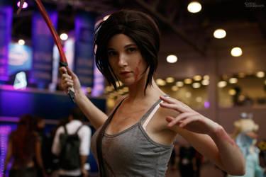 Tomb Raider 2013   Lara Croft   Cosplay by KsanaStankevich