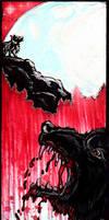 Bloodmoon by naravox