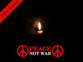 FOR GAZA by Servetinci