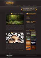 Webbo WordPress Thema by Servetinci
