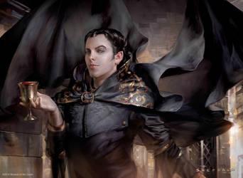 Shadowcloak Vampire by sheppardarts