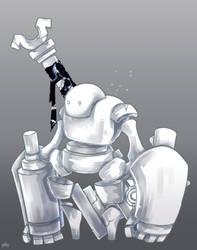 White Tank by Atomik-Goku