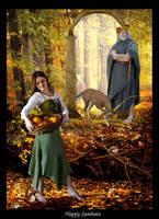Samhain by faerykisses