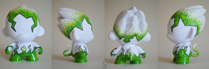 Stippled Foomi Munny by bethanydesigns