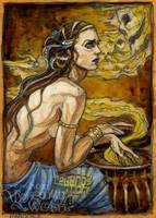Pandora's Jar.. by BohemianWeasel