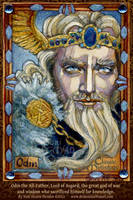 Odin by BohemianWeasel