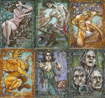 Greek mythology collection1 by BohemianWeasel