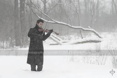 Blancas Notas Musicales by Capricuario