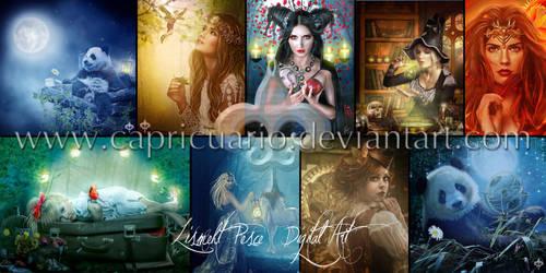 Digital Art ID by Capricuario