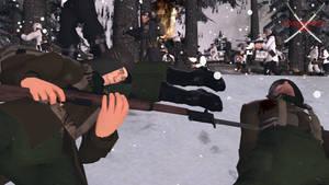 WW2. Hiding (Remake) by Samuraiknight-1600