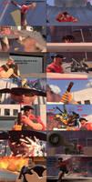 Comic tennis. The Intel Part 6. by Samuraiknight-1600