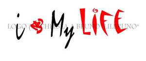 0808 I love my life logo by LilBruno