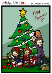ILML Comic 26 - A 1999 Christmas by LilBruno