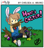 ILML - Happy Easter '14 by LilBruno