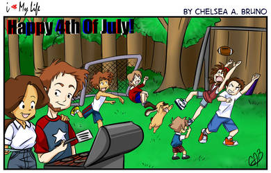 Happy 4th of July! by LilBruno
