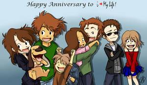 ILML 1st Anniversary by LilBruno