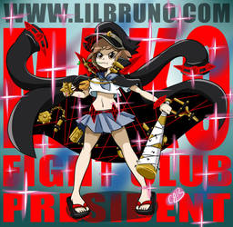 MAKO FIGHT CLUB PRESIDENT by LilBruno