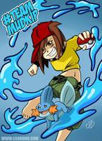 #TeamMudkip by LilBruno