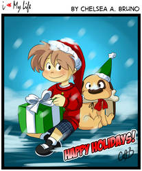 ILML - Merry Christmas '14! by LilBruno