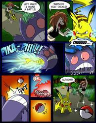 Sydney's Pokemon Adventure - Page 41 by LilBruno