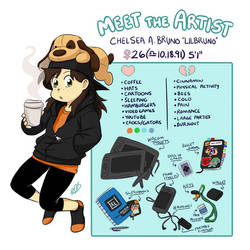 Meet The Artist - LilBruno by LilBruno