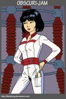 Yoko Tsuno by FitzOblong