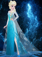 Elsa 2 by FitzOblong