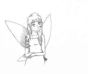 Fairy Doodle by Ciaratheresa